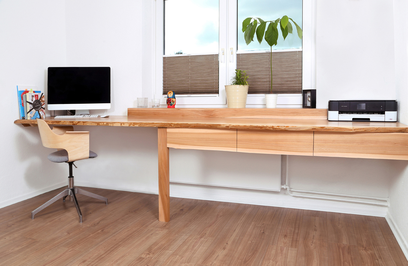 Holztechnik und Möbelbau aus Hamburg Schwebe Tisch